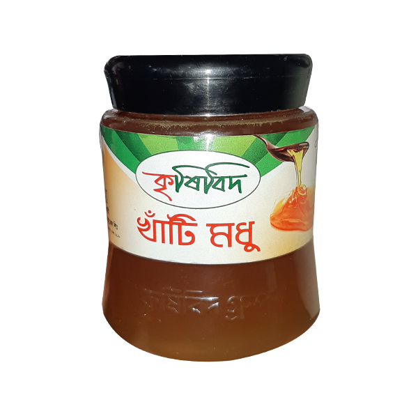 Krishibid Pure Honey (500 ml)