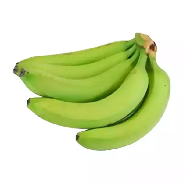 Green Banana (Kacha Kola) -4 pcs