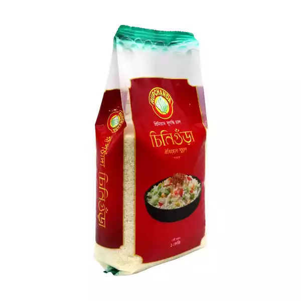 Rupchanda Chinigura Premium Aromatic Rice (1 KG)