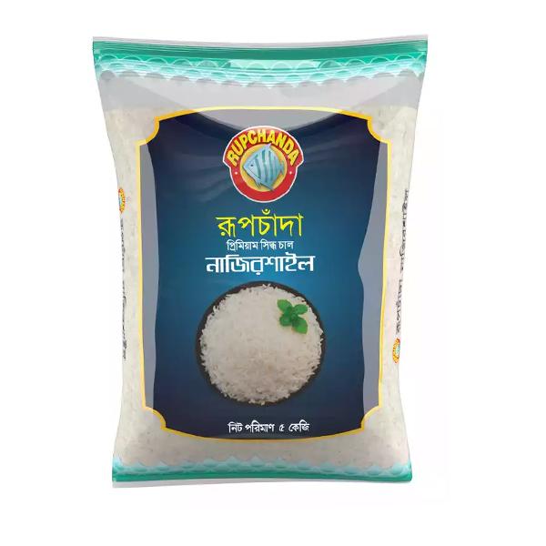 Rupchanda Nazirshail Rice (5 KG)