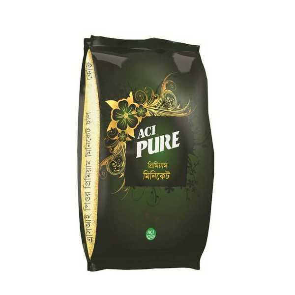 ACI Pure Miniket Rice (5 KG)