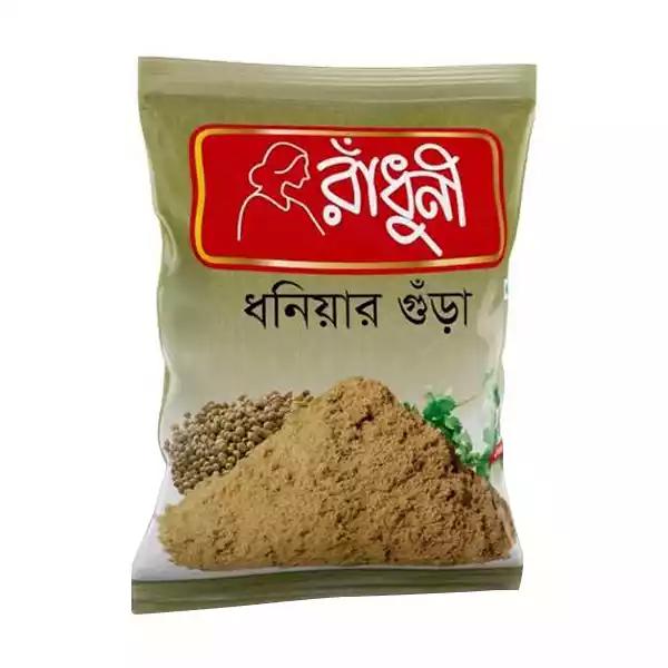 Radhuni Coriander (Dhoniya) Powder- 100 gm