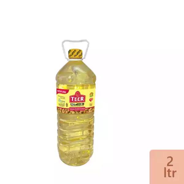 Teer Soyabean Oil (2 Ltr)