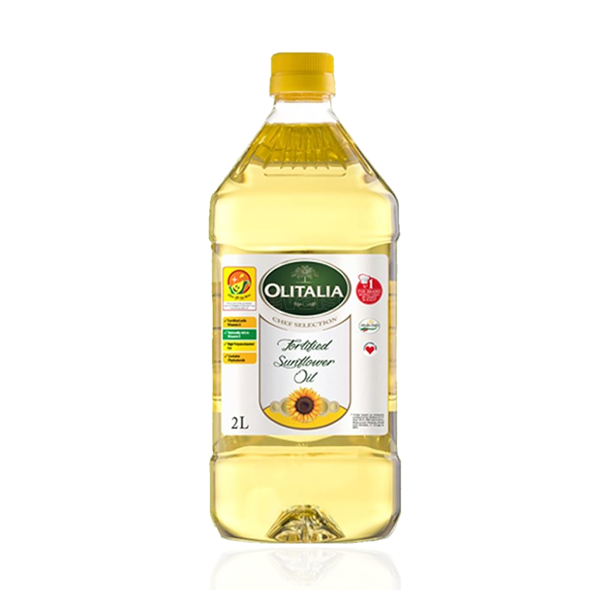 Olitalia Sunflower Oil (2Ltr)