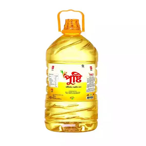 Pusti Soybean Oil (5 Ltr)