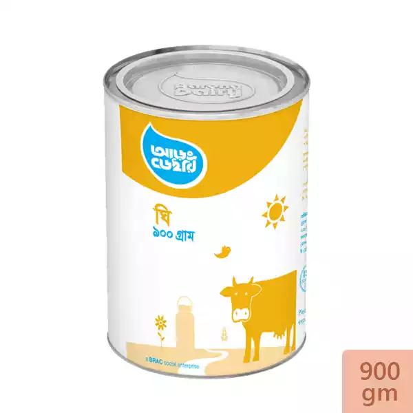 Aarong Dairy Pure Ghee-900 gm
