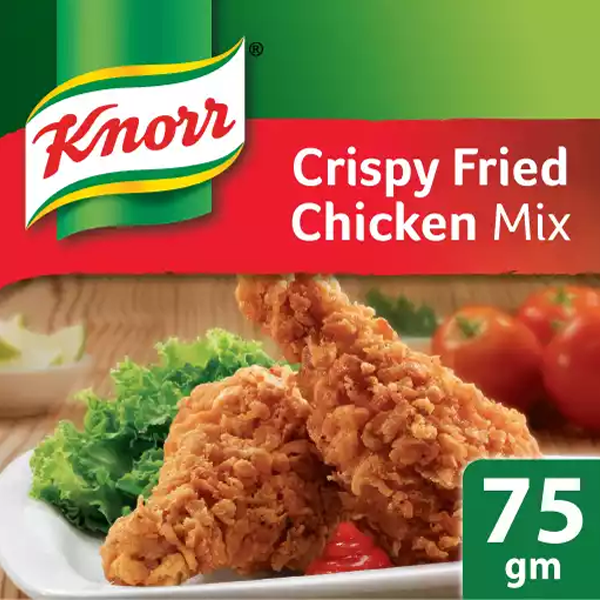 Knorr Krispy Fried Chicken Mix (75 gm)
