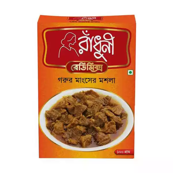 Radhuni Beef Masala (25 gm)