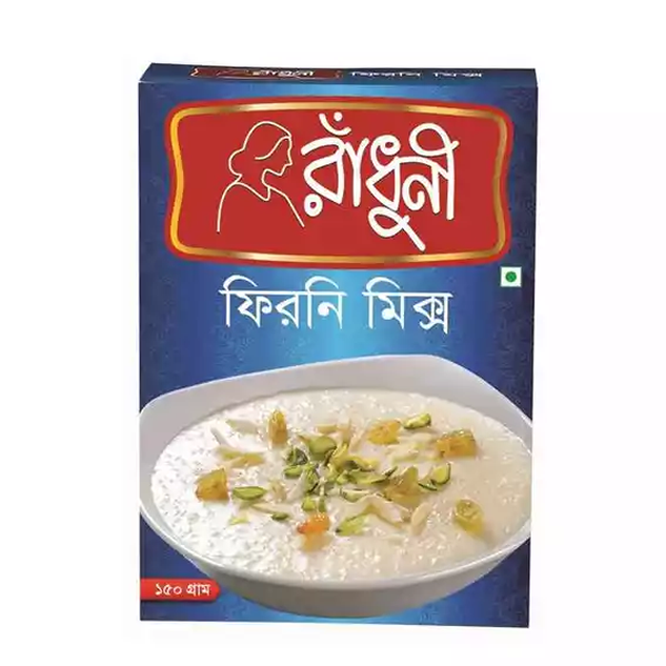 Radhuni Firni Mix (150 gm)