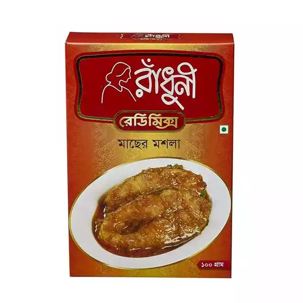 Radhuni Fish Curry Masala (100 gm)