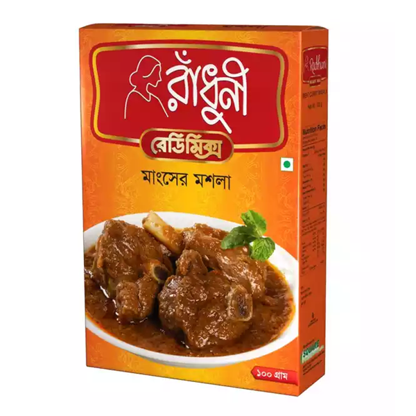 Radhuni Meat Curry Masala (100 gm)