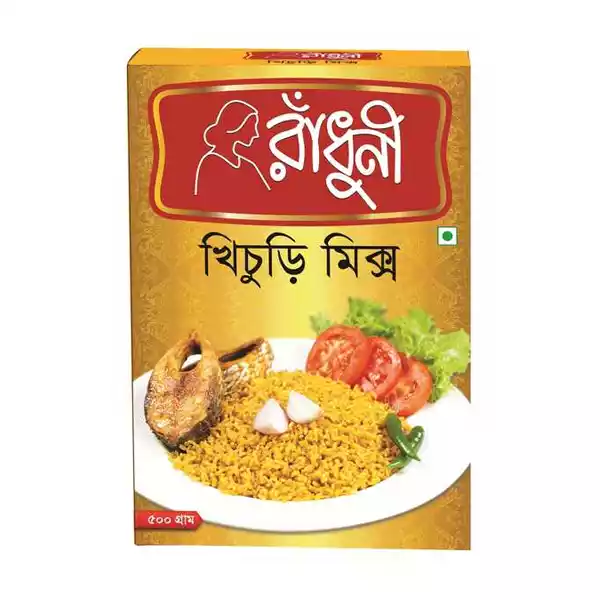 Radhuni Khichuri Mix (500 gm)