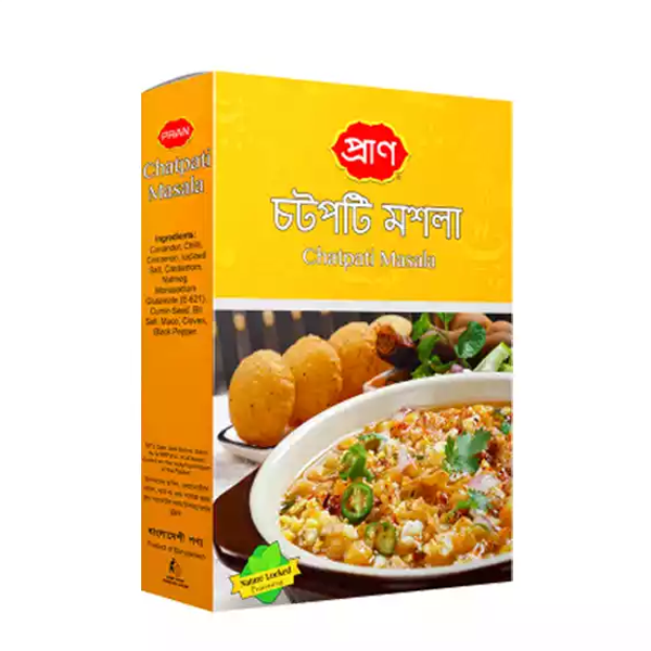 PRAN Spice Mix Chatpati Masala (50 gm)