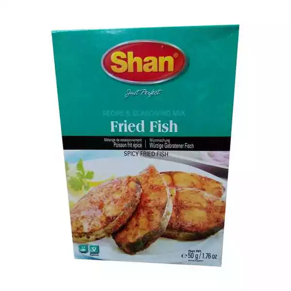 Shan Fried Fish Masala Mix (50 gm)