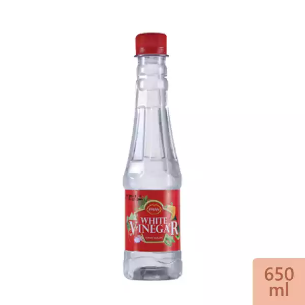 PRAN White Vinegar (650 ml)