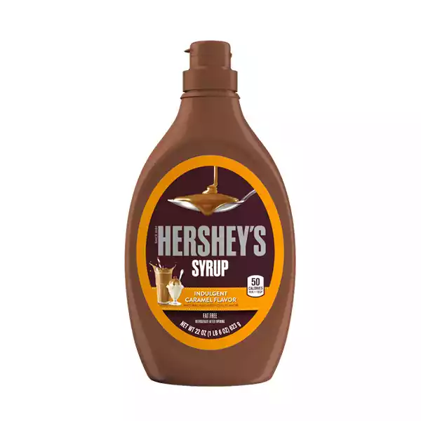 Hershey's Caramel Syrup (623 gm)