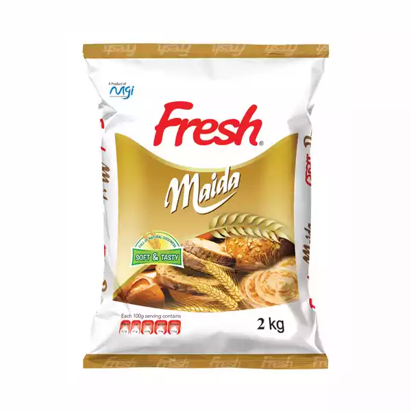 Fresh Maida (2 KG)