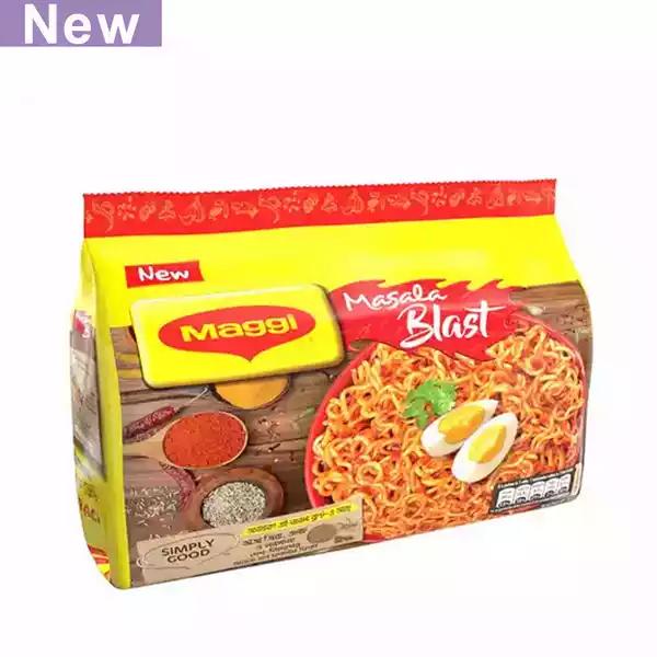 Nestlé MAGGI Masala Blast Noodles 8 Packs
