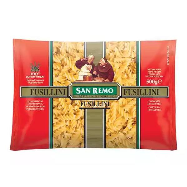 San Remo Fusilini Pasta (500 gm)