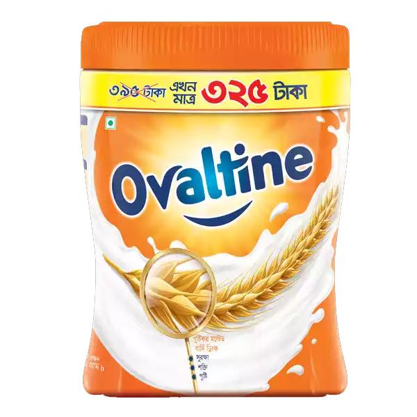 Ovaltine Malted Milk Drink Jar (400 gm)