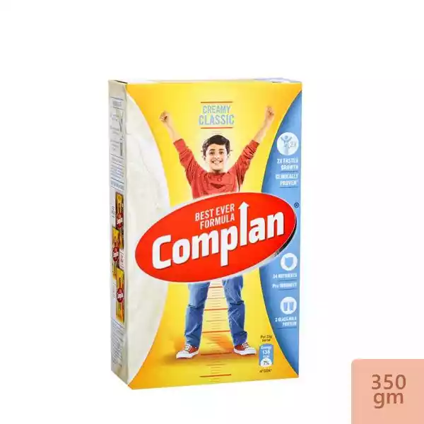 Complan Creamy Classic Plain Bib (350 gm)