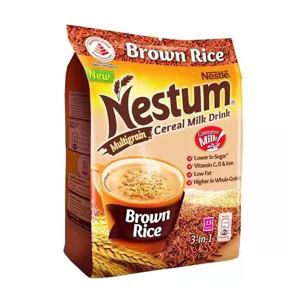 Nestle Nestum Multigrain Brown Rice Ceral Milk Drink (405 gm)