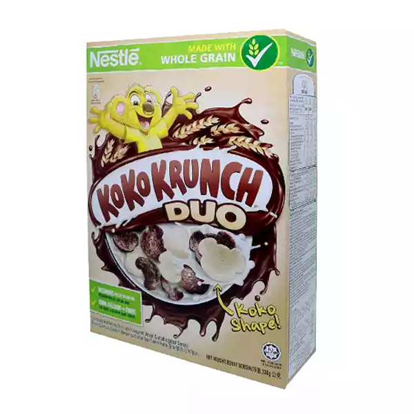Nestlé Koko Krunch Duo Cereal Box (330 gm)