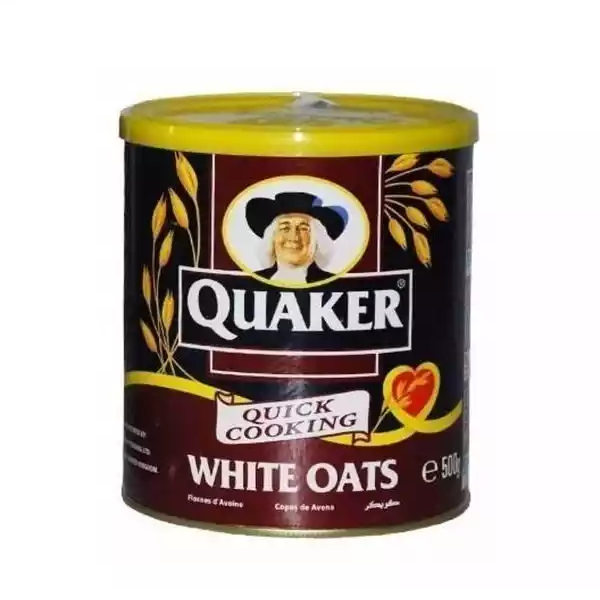 Quaker White Oats (500 gm)