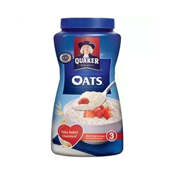 Quaker Oats Jar (500 gm)