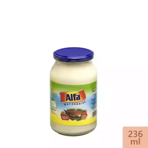 Alfa Mayonnaise (236 ml)