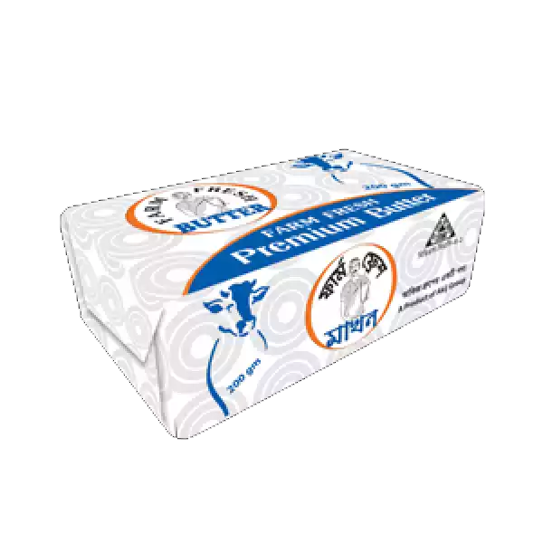 Farm Fresh Butter (50 gm*4)- 200 gm
