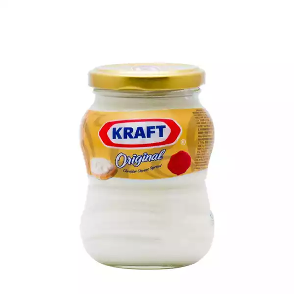 Kraft Original Cheddar Cheese Spread (230 gm)