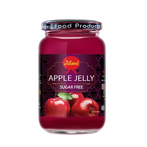 Ahmed Sugar Free Apple Jelly (375 gm)