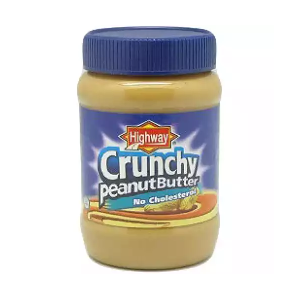 Highway Crunchy Peanut Butter (510 gm)