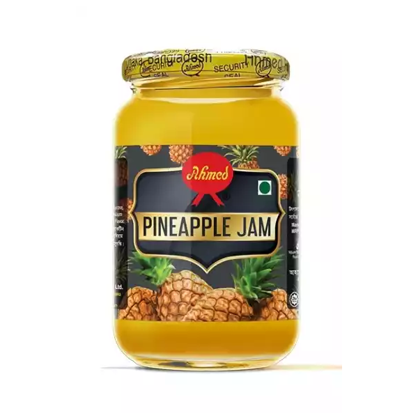 Ahmed Pineapple Jam (500 gm)