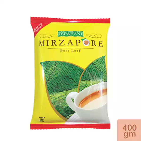 Ispahani Mirzapore Best Leaf Tea (400 gm)