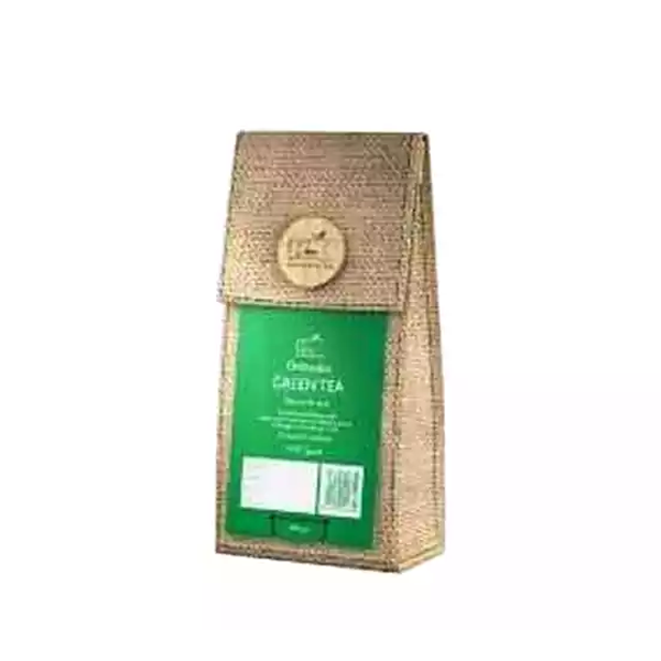 Kazi & Kazi Orthodox Green Tea (100 gm)