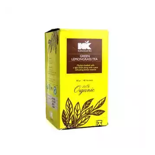 Kazi & Kazi Green Lemongrass Tea (60 gm)
