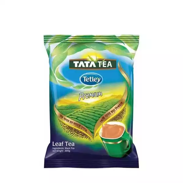Tata Tea Tetley Premium Leaf (400 gm)