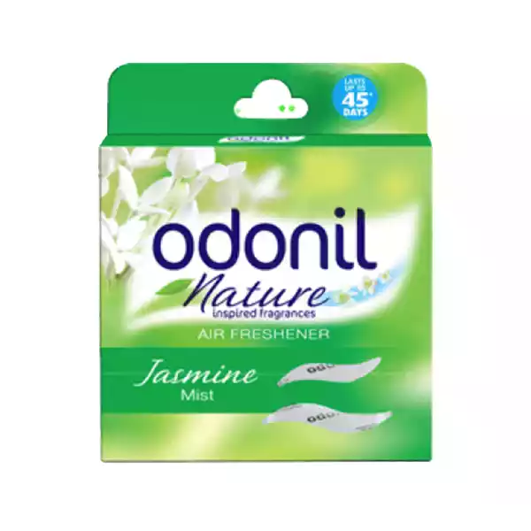 Odonil Nature Air Freshner Jasmine Mist (50 gm)
