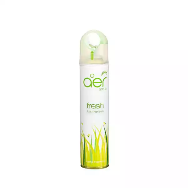 Godrej Aer Fresh Green Room Spray (240 ml)