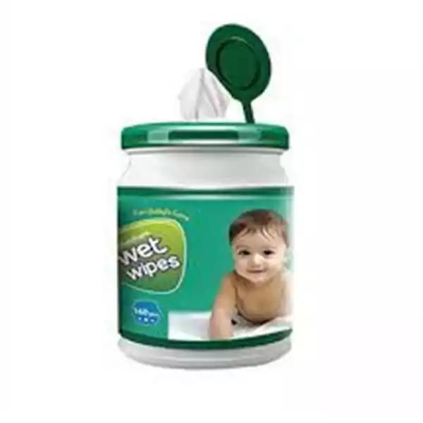 Bashundhara Baby Wipes (120 pcs)