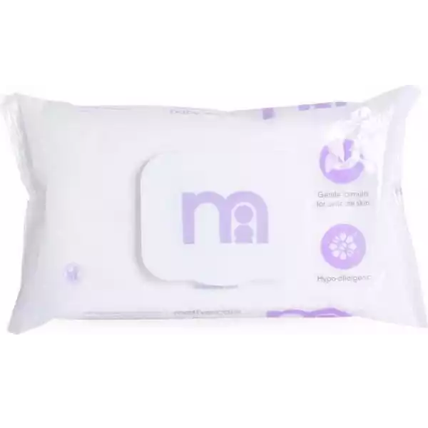 Mother Care Baby Fragrance Wipes (60 pcs)