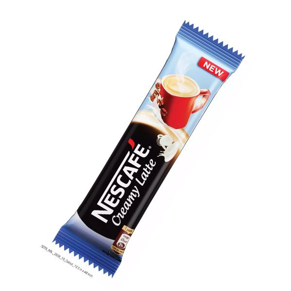 Nestlé NESCAFE Creamy Latte 15 gm