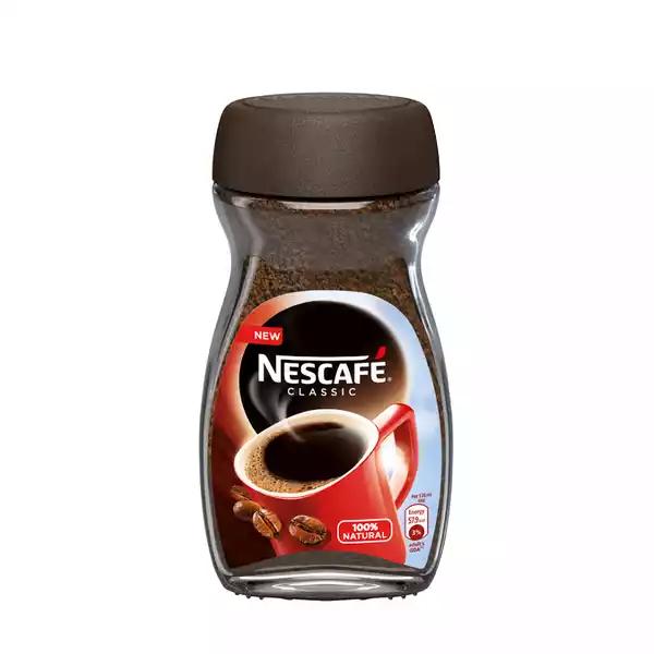 Nestlé Nescafé Classic Instant Coffee Jar  ( (200 gm )