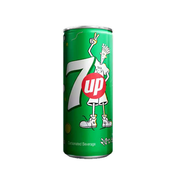 7 Up Can (250 ml)