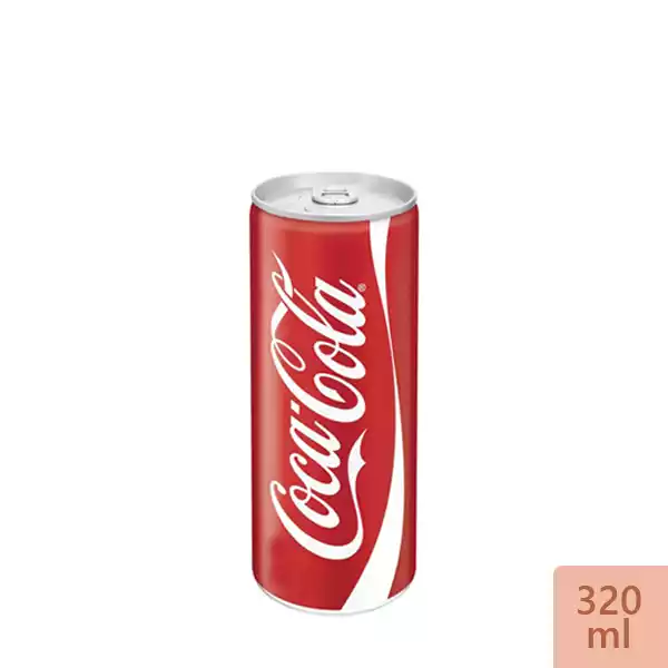 Coca Cola Can (320 ml)