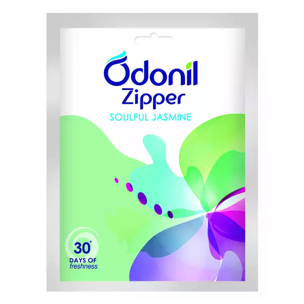 Odonil Zipper Jasmine (10 gm)