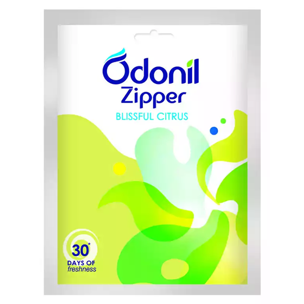 Odonil Zipper Citrus (10 gm)