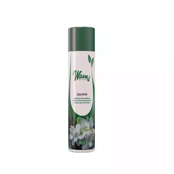 Wave Air Freshener (Jasmine) (300 ml)